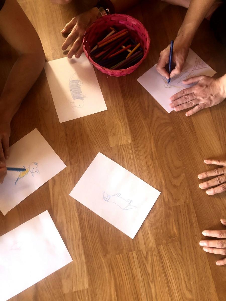 Dibujamos